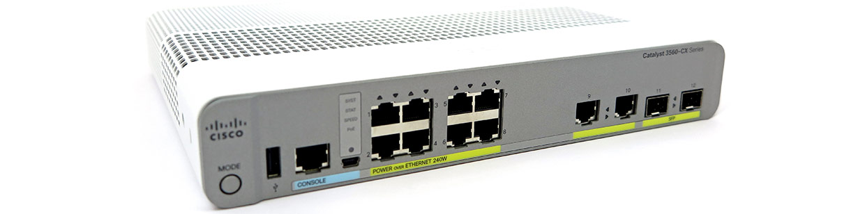 WS-C3560CX-8PC-S
